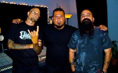 Metal Gods Black Oil Invades Pawnshop with Special Guest